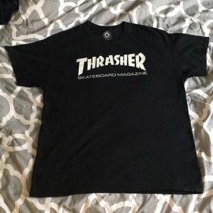 Men's Thrasher T-Shirt Size L